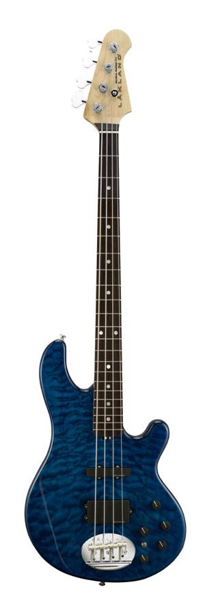 LAKLAND SK-4DX Blue Translucent / Rosewood