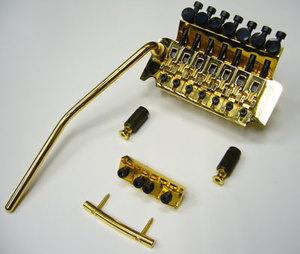 Floyd Rose 7-String Tremolo / Gold