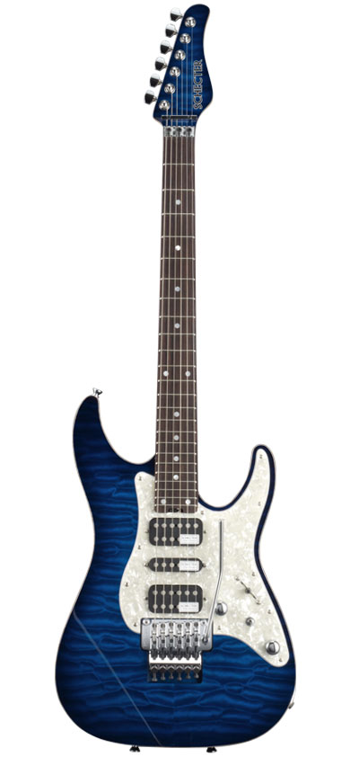 【予約商品】SCHECTER SD-DX-24-AS / BLSB