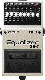 BOSS / Equarizer GE-7