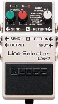 BOSS / Line Selector LS-2