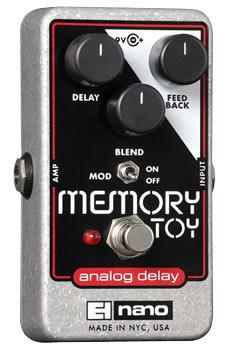 electro-harmonix / Memory Toy アナログディレイ