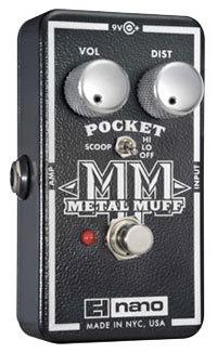 electro-harmonix / Pocket Metal Muff