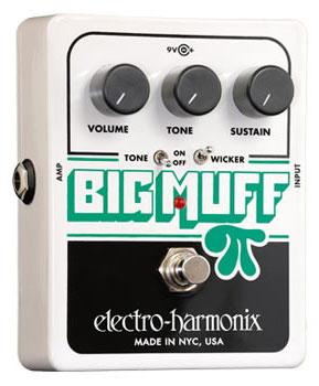 electro-harmonix / Big Muff with Tone Wicker