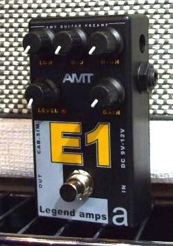 【受注生産5〜6ヶ月】AMT ELECTRONICS E1