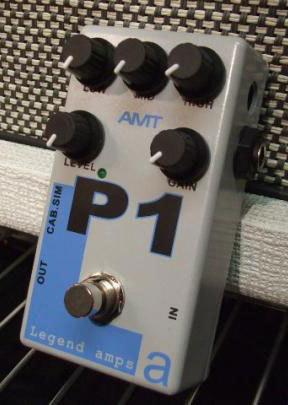 【受注生産5〜6ヶ月】AMT ELECTRONICS P1