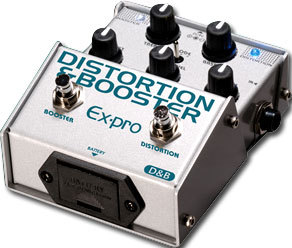 EX-pro / DISTORTION & BOOSTER