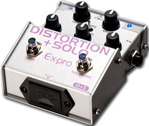 EX-pro / DISTORTION + SOLO