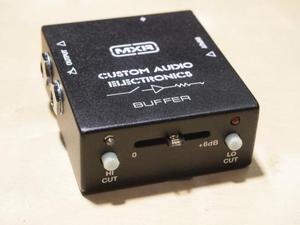 Custom Audio Electronics by MXR MC406 CAE Buffer