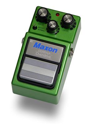 MAXON / OD9Pro+ Overdrive
