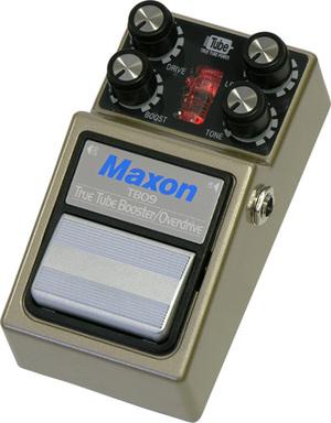 MAXON / TBO9 -True Tube Booster/Overdrive-