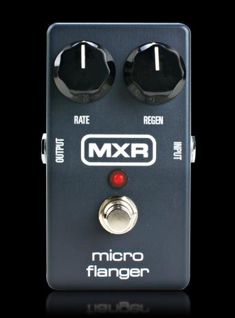 MXR / M-152 Micro Flanger