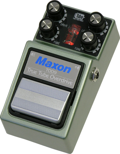 MAXON / TOD9 -True Tube Overdrive-