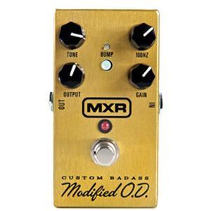 MXR / M77 Custom Badass Modified Over Drive