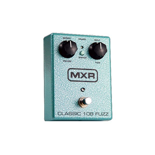 MXR / CLASSIC 108 FUZZ