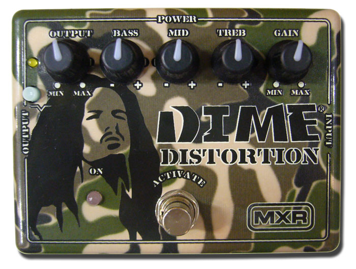 MXR / DD11 Dime Distortion