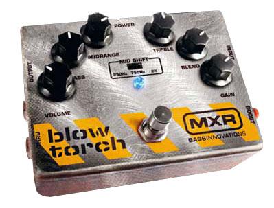 MXR / M181 Blow Torch Distortion