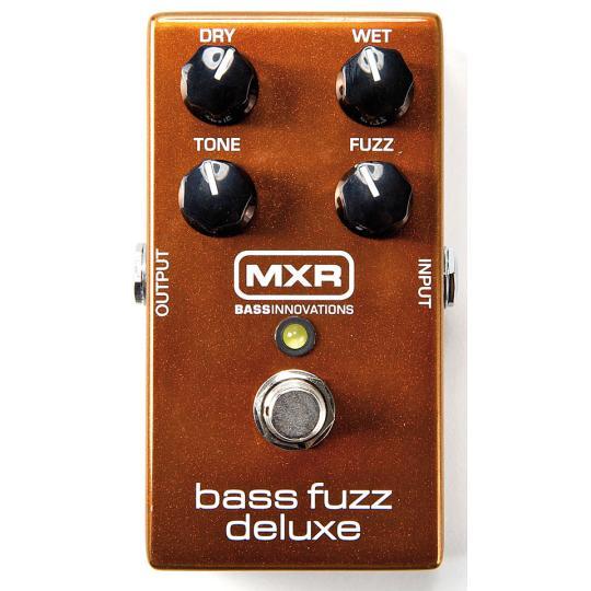 MXR / M84 Bass Fuzz Deluxe