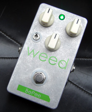 weed / BePee/Bass Preamp