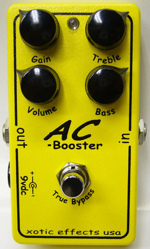 XOTIC / AC-Booster