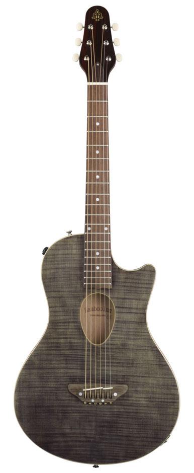 【受注生産】エレアコギター BambooInn-CE / See Thru Black [バンブーイン][シースルーブラック] [アコースティックギター][アコギ][入門][初心者]