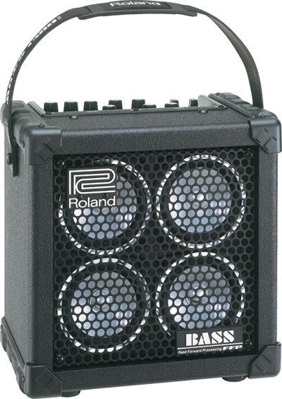 Roland / MICRO CUBE BASS RX