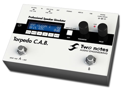 Two Notes / Torpedo C.A.B.