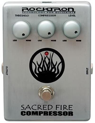 ROCKTRON / Sacred Fire Compressor