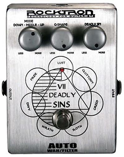 ROCKTRON / VII Deadly Sins