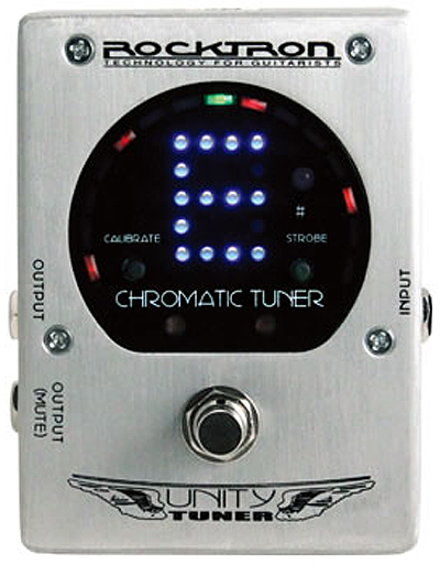 ROCKTRON / Unity Tuner