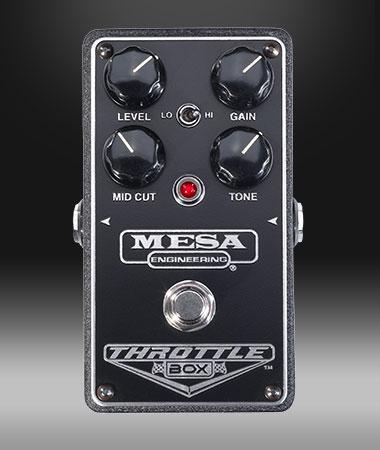 Mesa/Boogie / THROTTLE BOX