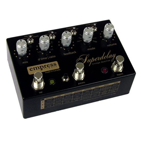 Empress Effects / Vintage Modified Superdelay(VMSD)