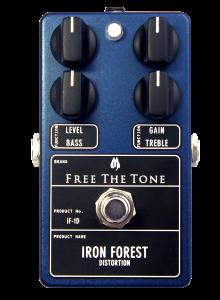 Free The Tone / IRON FOREST DISTORTION
