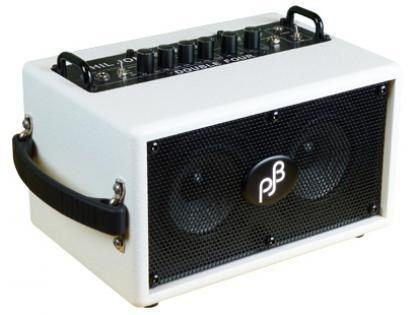 Phil Jones Bass / Double Four(White)