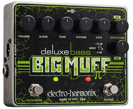 electro-harmonix / Deluxe Bass Big Muff Piベース・ディストーション