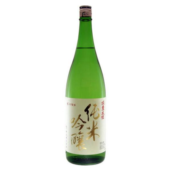 即納 坂東太郎 純米吟醸 1800ml 豊富な品 鍋店 なべだな 千葉県 日本酒