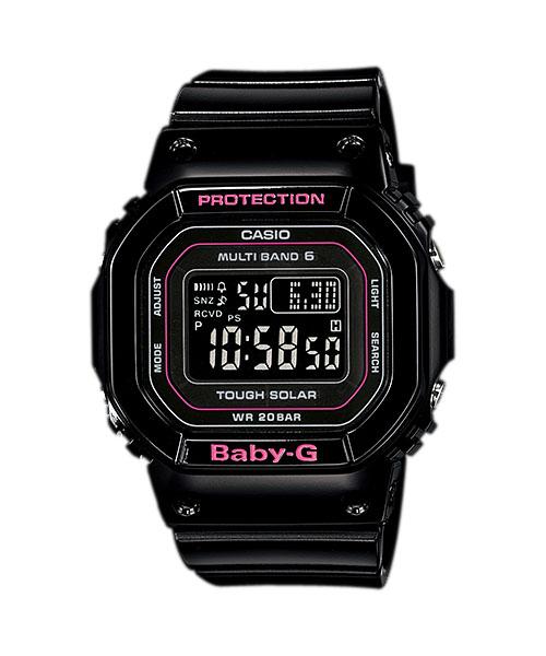 【最大10,000円引き♪お盆限定クーポン配布中】国内正規品 CASIO BABY-G カシオ ベビーG 電波ソーラー レディース腕時計 BGD-5000-1JF
