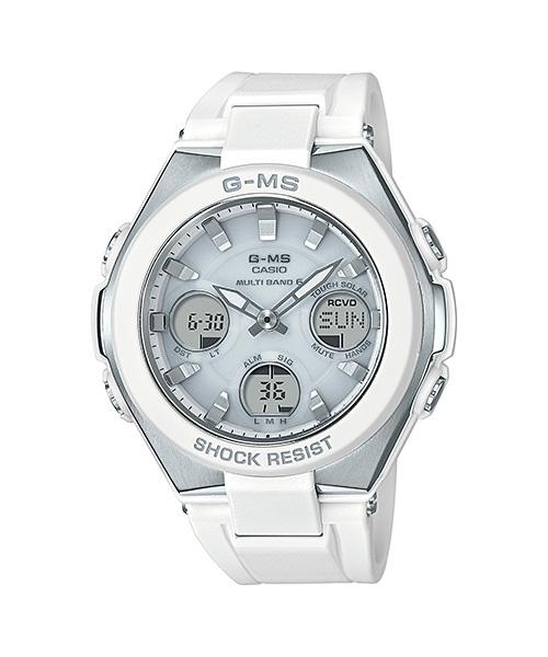 国内正規品 CASIO BABY-G カシオ ベビーG 10気圧防水 レディース腕時計 MSG-W100-7AJF