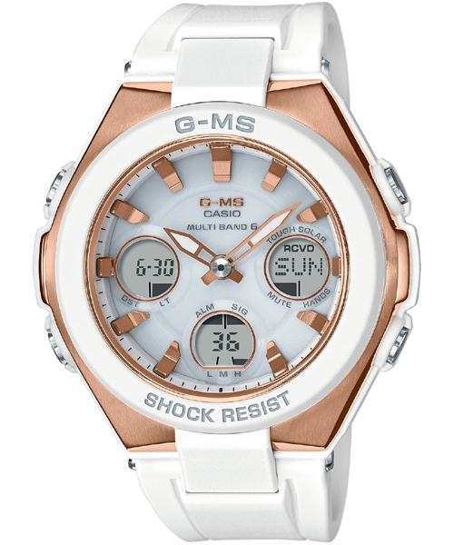 国内正規品 CASIO BABY-G カシオ ベビーG G-MS レディース腕時計 MSG-W100G-7AJF