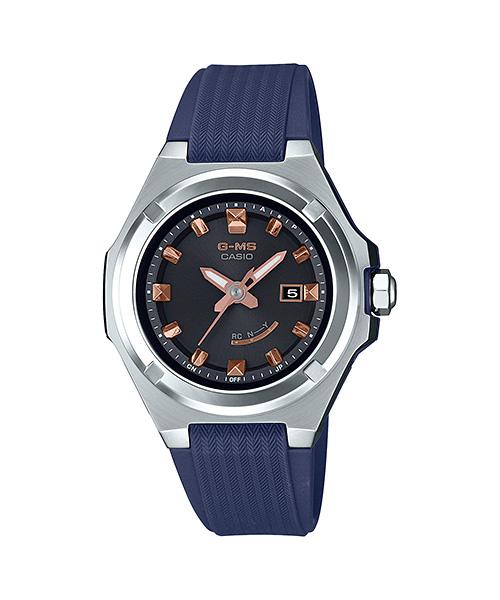 国内正規品 CASIO BABY-G カシオ ベビーG 華やかな大人デザイン タフソーラー レディース腕時計 MSG-W300-2AJF