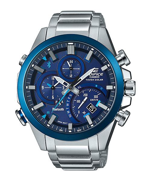 【最大10,000円引き♪お盆限定クーポン配布中】国内正規品 CASIO EDIFICE カシオ エディフィス スマホ対応 Bluetooth メンズ腕時計 EQB-501DB-2AJF