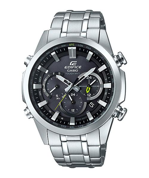 国内正規品 CASIO EDIFICE カシオ エディフィス 電波ソーラー メンズ腕時計 EQW-T630JD-1AJF