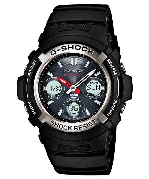CASIO Casio g-shock G shock AWG-M100-1AJF