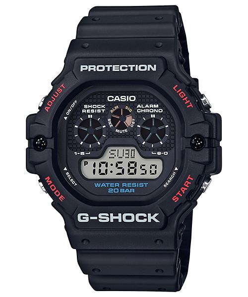 国内正規品 CASIO G-SHOCK カシオ Gショック 生誕35周年 元祖 デジタルベーシックモデル メンズ腕時計 DW-5900-1JF