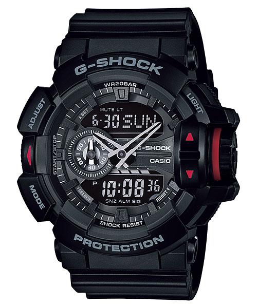 国内正規品 CASIO G-SHOCK カシオ Gショック デジタル メンズ腕時計 GA-400-1BJF