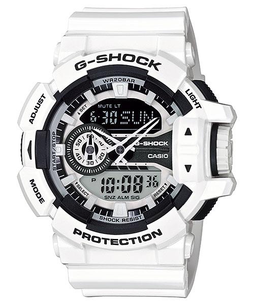 国内正規品 CASIO カシオ G-SHOCK Gショック ハイパーカラーズ メンズ腕時計 GA-400-7AJF
