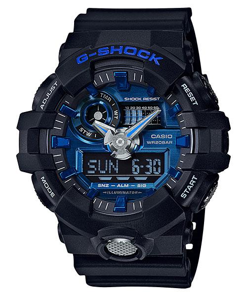 【最大10,000円引き♪お盆限定クーポン配布中】国内正規品 CASIO G-SHOCK カシオ Gショック ガリッシュカラー メンズ腕時計 GA-710-1A2JF