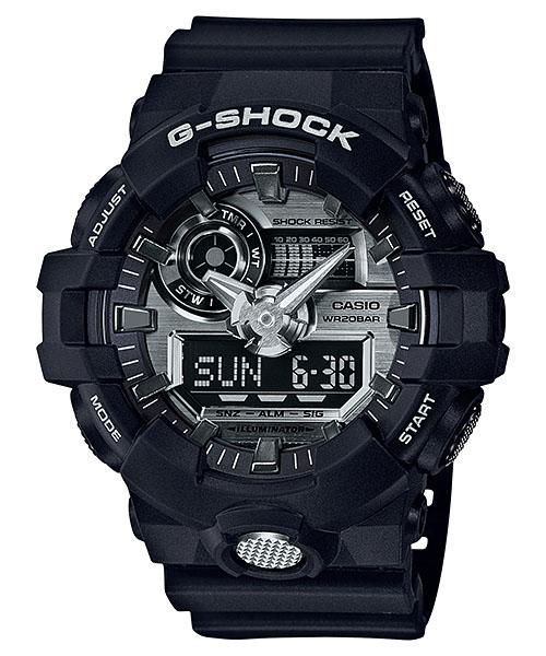 国内正規品 CASIO G-SHOCK カシオ Gショック ガリッシュカラー メンズ腕時計 GA-710-1AJF