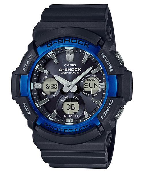 国内正規品 CASIO G-SHOCK カシオ Gショック 20気圧防水 メンズ腕時計 GAW-100B-1A2JF
