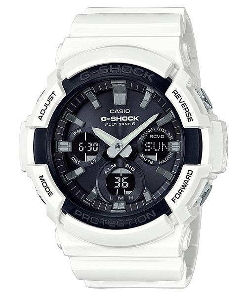 国内正規品 CASIO G-SHOCK カシオ Gショック 20気圧防水 メンズ腕時計 GAW-100B-7AJF